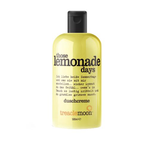 Treaclemoon Гель для душа  Домашний лимонад / Those lemonade days Bath & shower gel, 500 мл VO1F0027