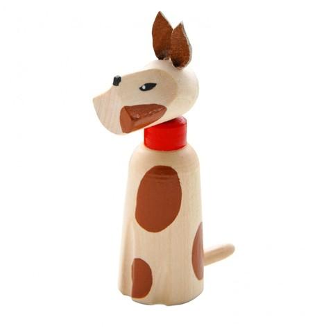 Пальчиковая игрушка Собачка
