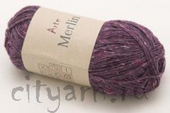цвет 022 / сливовый с ярко-розовыми вкраплениями