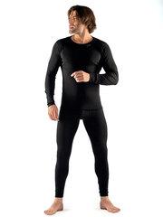 Devold термобелье брюки Hiking Man Long Johns Black