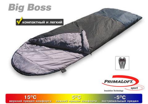 Спальный мешок Maverick Big Boss