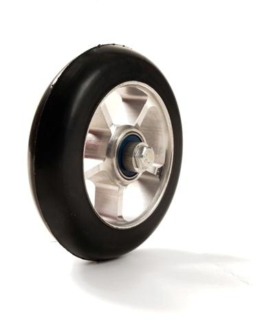 Колесо для лыжероллеров Shamov номер 3, каучук 100 мм