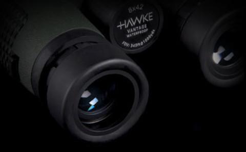 БИНОКЛЬ HAWKE VANTAGE WP 8X42 (GREEN)