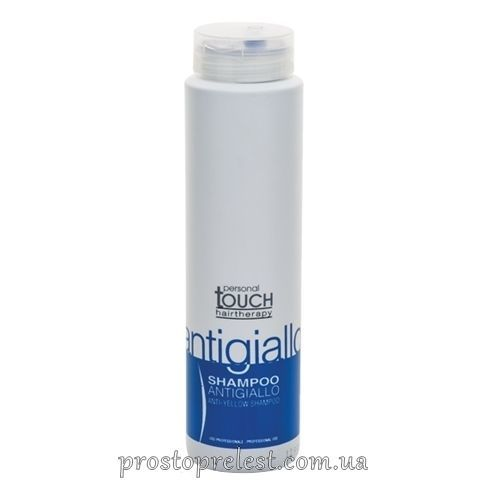 Punti di Vista Personal Touch Anti-Yellow Shampoo - Шампунь проти жовтизни