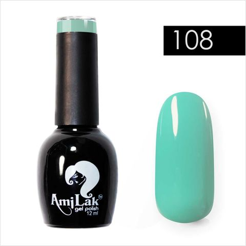 AmiLak Color Gel Polish №108