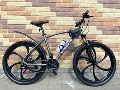 Велосипед Gestalt G-707 литые диски Серый