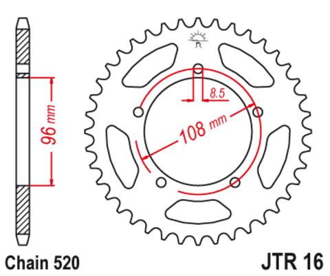 JTR16