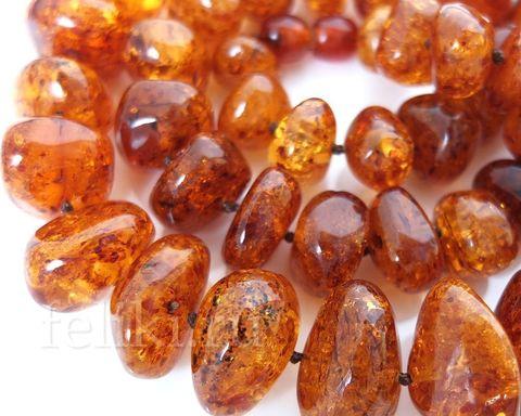 бусы из янтаря (я-0361-50)