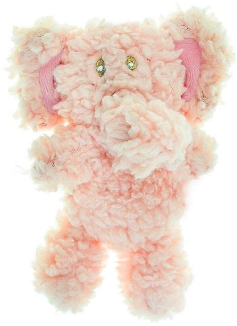 Игрушки Игрушка для собак, AROMADOG, Слон 6 см малый розовый WB16951-4-PR.jpg