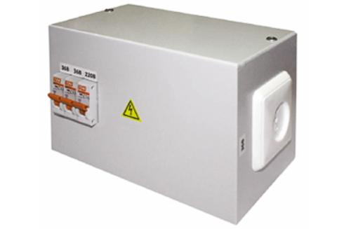 ЯТП-0,25 220/12-3авт. TDM