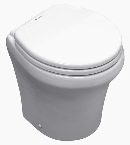 Туалет электрический с мацератором Dometic MasterFlush 8156 (24V)