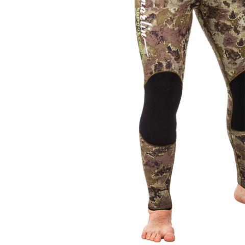 Гидрокостюм Marlin Sarmat Eco Green 7 мм штаны – 88003332291 изображение 17