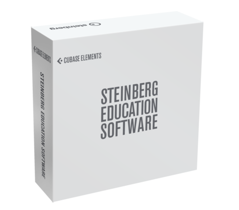 Steinberg Cubase Elements 10.5 EE Программное обеспечение