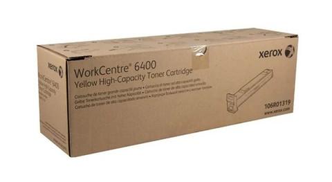Картридж Xerox 106R01319 желтый