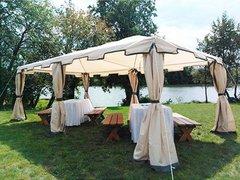 Садовый тент шатер Green Glade 1048