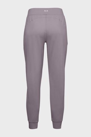 Женские фиолетовые спортивные брюки UA Meridian Under Armour