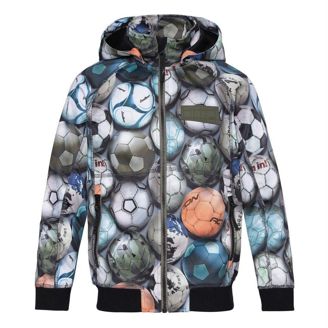 Куртка Molo Cloudy Football Camo
