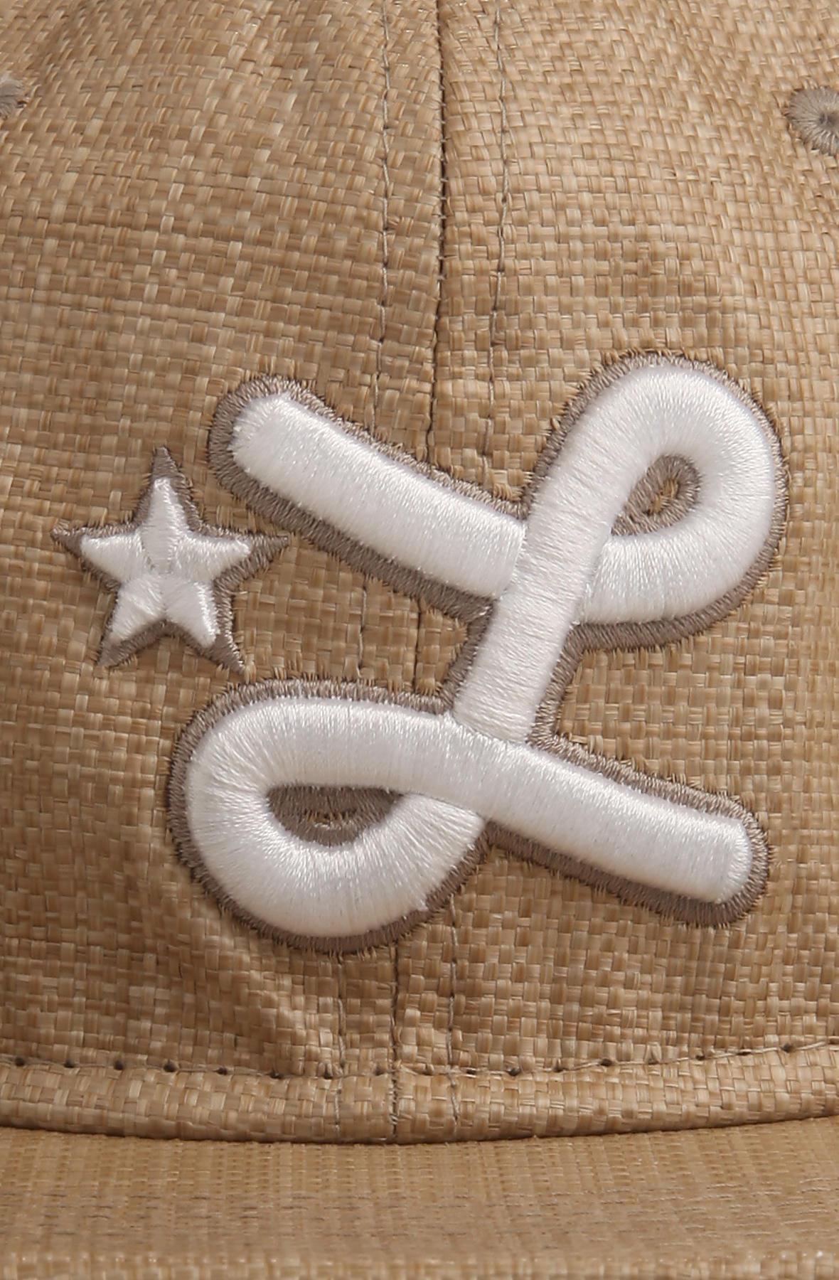 Бейсболка Lrg фото логотипа