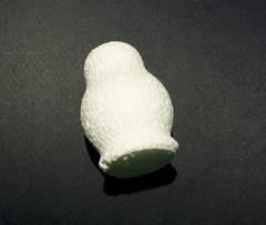 054-3244 Матрешка из пенопласта, 10см