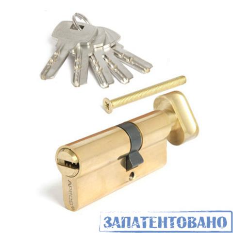 Цилиндрический механизм SC-60-Z-C  (30*30) APECS перфоключ