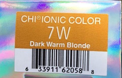 Крем-краска CHI Ионик 7 W 85 гр