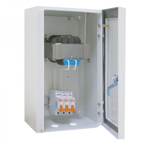ЯТП-0,25 220/24-2авт. IP54 TDM