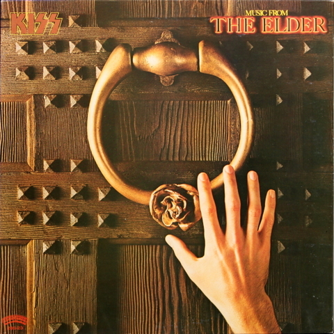 Kiss / Music From The Elder (LP)