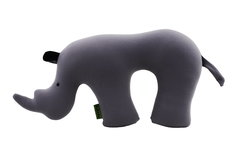 Подушка-подголовник Gekoko «Носорог» 1
