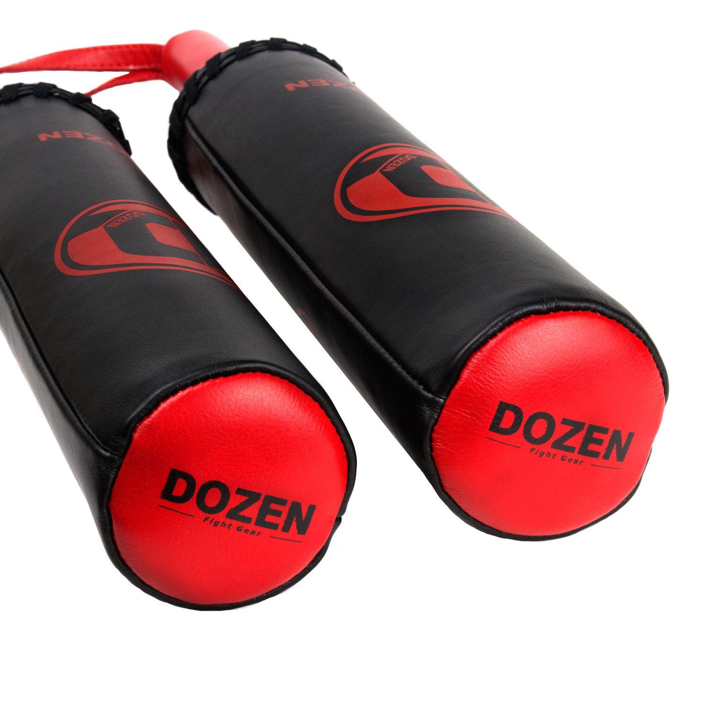 Лападаны Dozen Soft Hitting Sticks Black/Red верх
