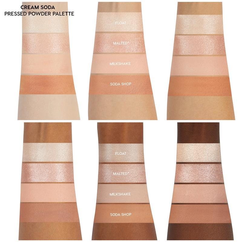 ColourPop Cream Soda shadow palette