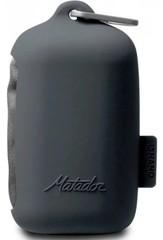 Покрывало-брелок большое Matador NanoDry Shower Towel (MATNDL001G) серое