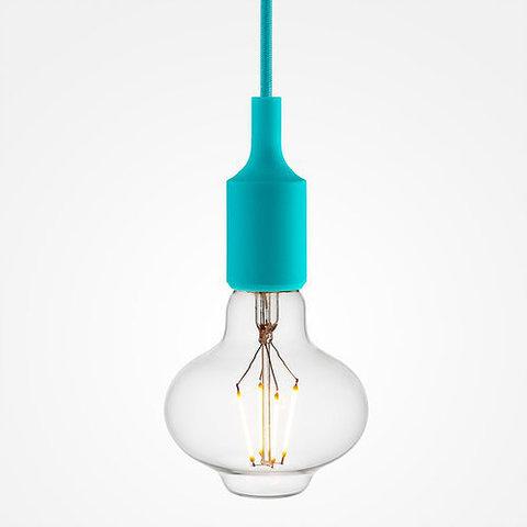 Подвесной светильник Loft SL019 (Бирюзовый)