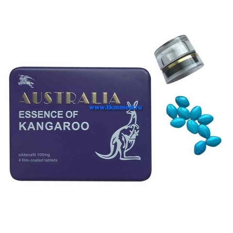 Австралийский Кенгуру (Australia Essence of Kangaroo) 1 таблетка