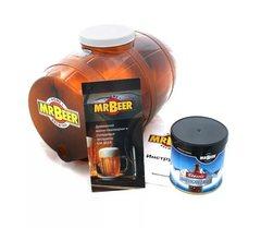Домашняя мини-пивоварня Mr.Beer Deluxe Kit, фото 1