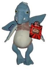 Звездные Войны мягкая игрушка Уотто