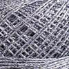 Пряжа YarnArt Camellia 424 (Серый с серебром)
