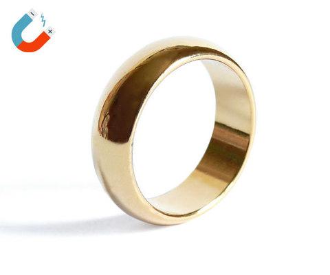 Обручальное кольцо для фокусов