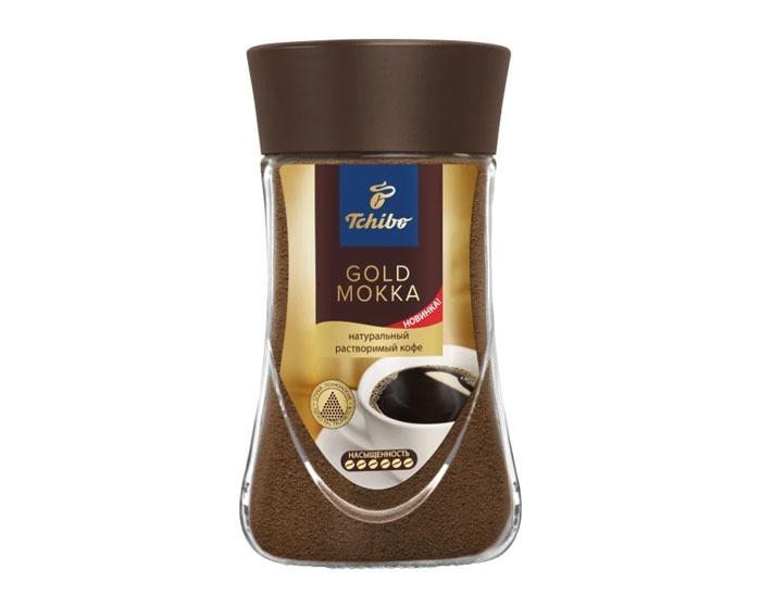 купить Кофе растворимый Tchibo Gold Mokka, 95 г