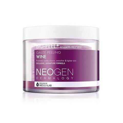 Neogen Bio-Peel Gauze Peeling Wine Укрепляющие пилинг-диски с вином