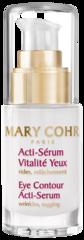 Mary Cohr Сыворотка-концентрат  против морщин вокруг глаз - Acti-Serum Vitalite Yeux 15 мл
