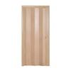 Дверь-гармошка дуб светлый Стиль ширина до 114 см