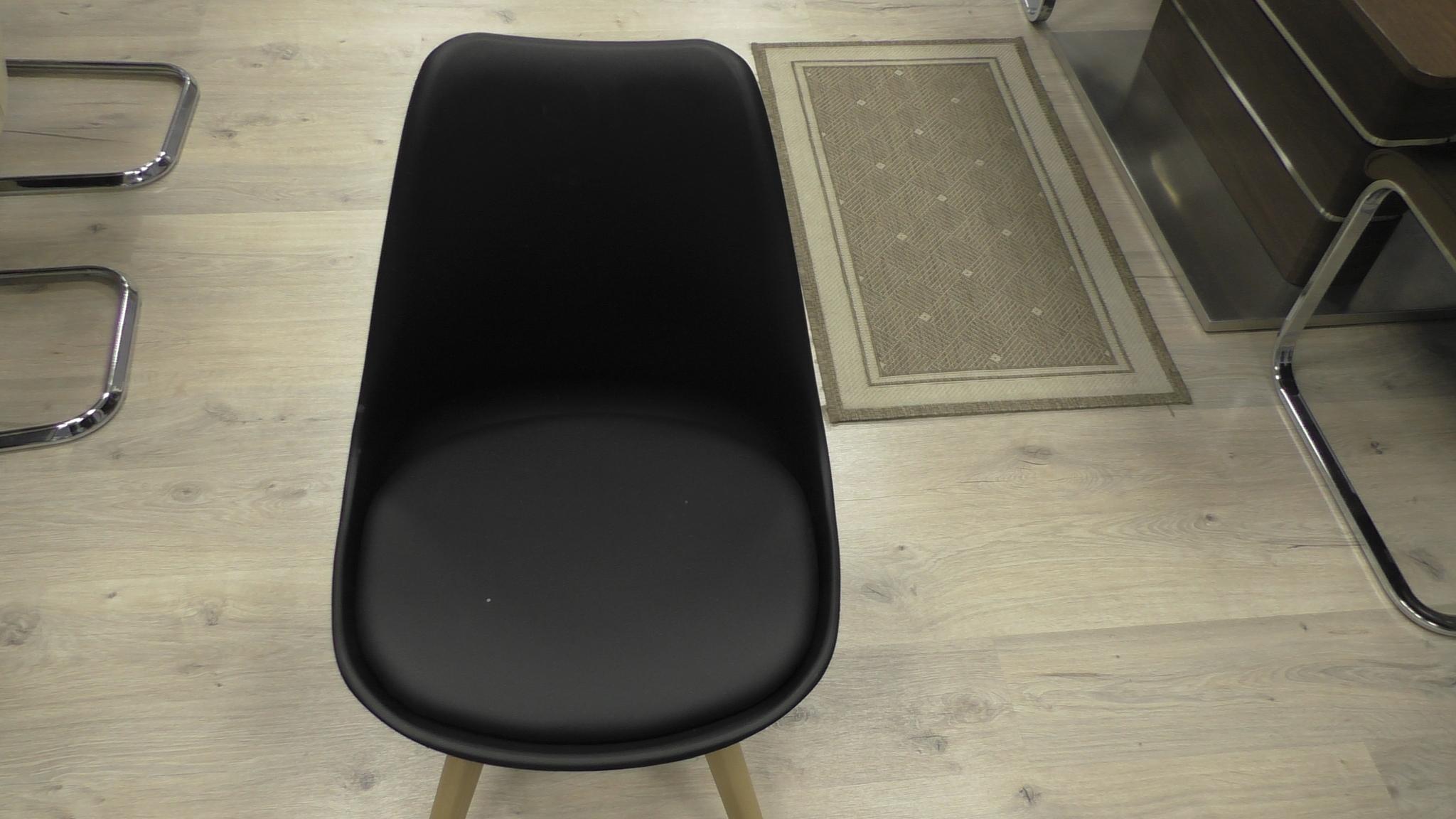 Стул FIRST BLACK (черный)