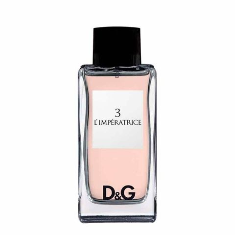 DOLCE GABBANA (D&G) 3 L'IMPERATRICE