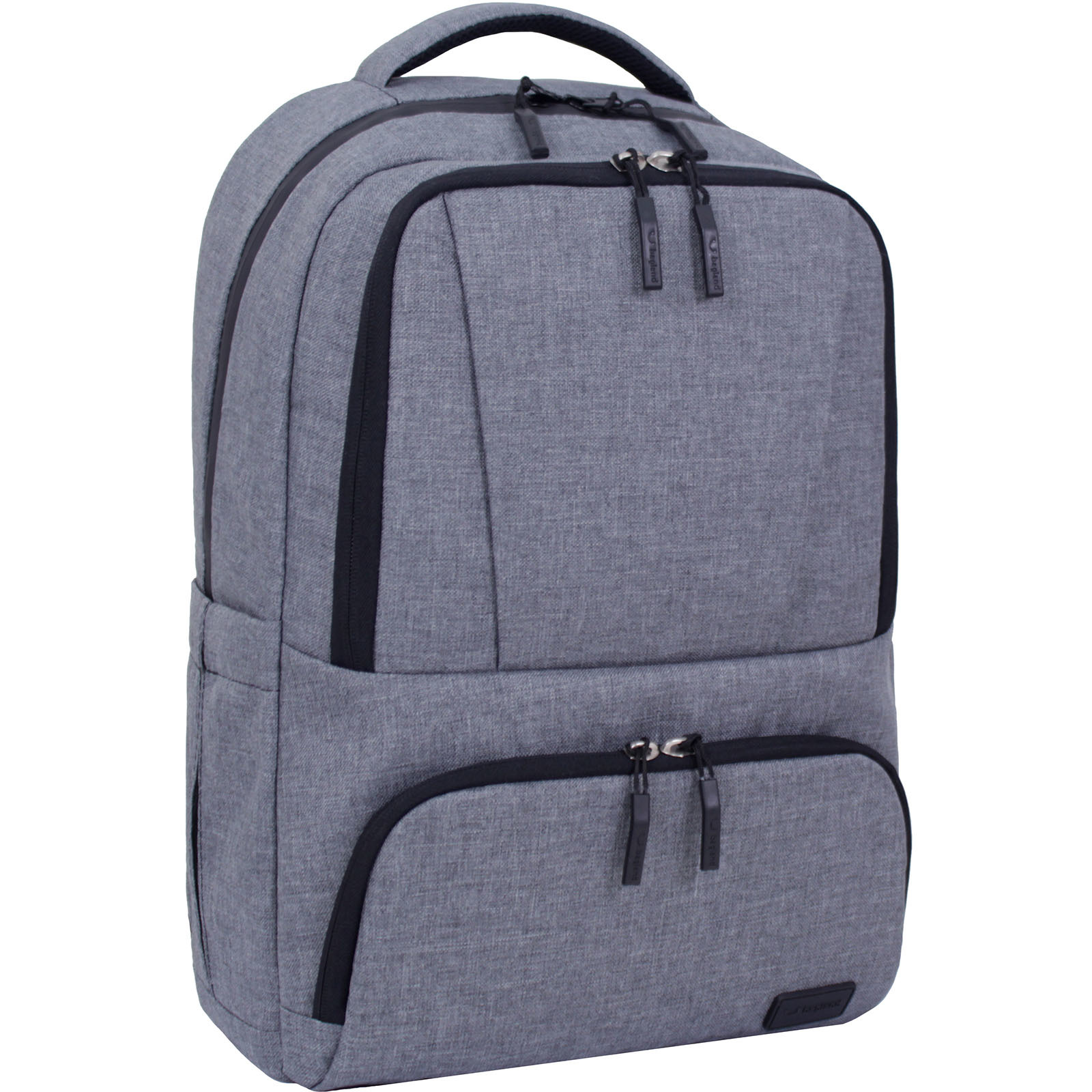 Рюкзак школьный Bagland STARK серый (0014366) фото 1