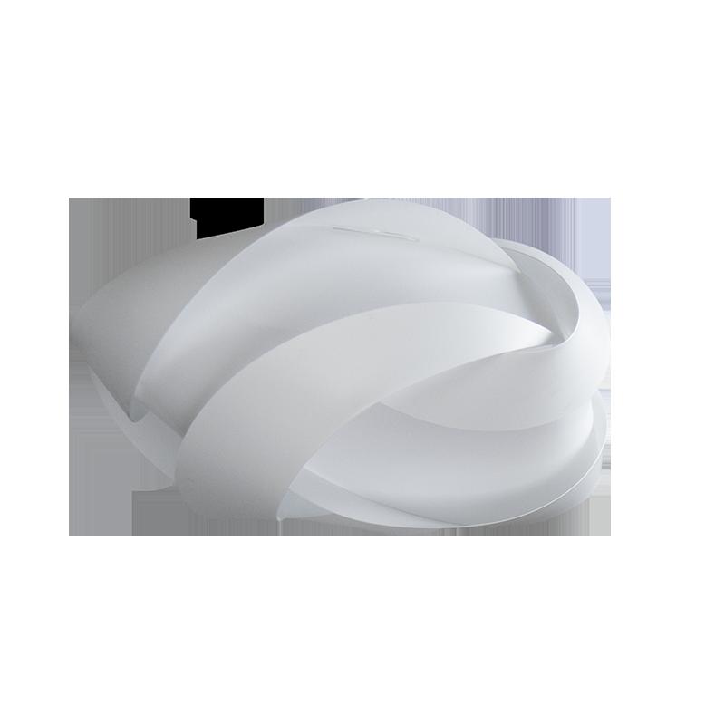 Плафон Ribbon белый - вид 1