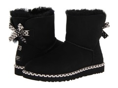 UGG Bailey Bow 78 Black