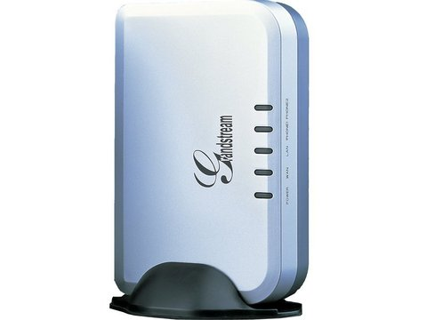 Grandstream HT503 - телефонный адаптер. 1xFXS, 1xFXO, 1xLAN, 1xWAN