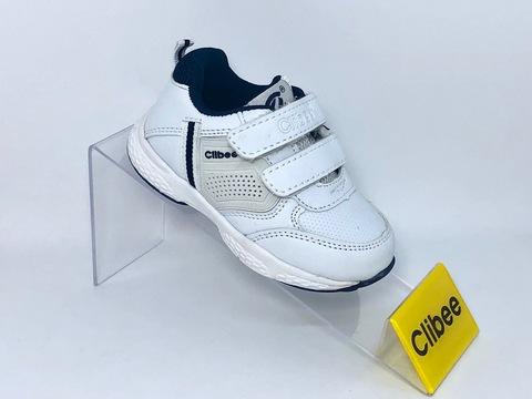 Clibee F672 White/Blue 21-26