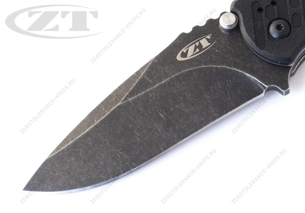 Нож Zero Tolerance 0550BW GEN2 HINDERER - фотография