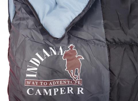Спальный мешок INDIANA Camper, логотип.